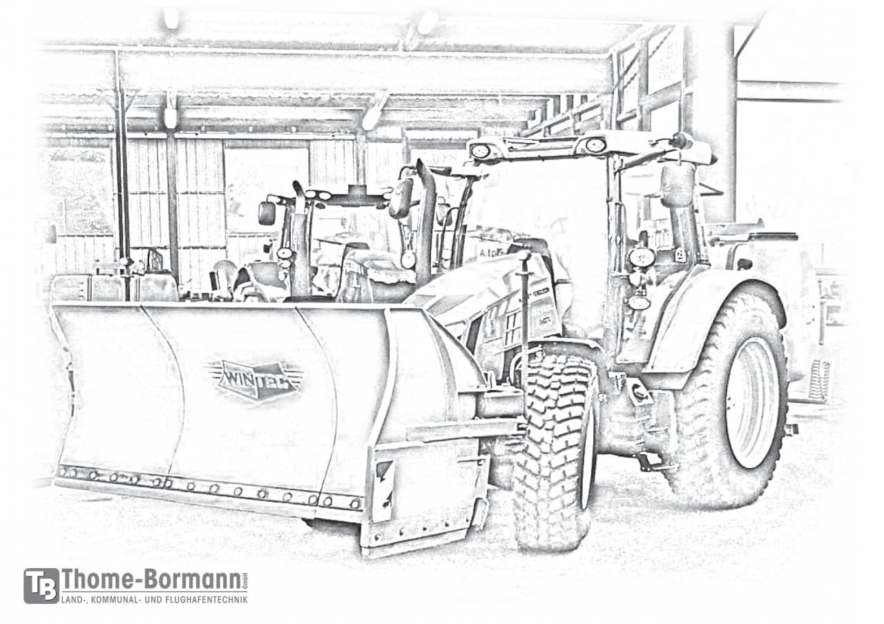 traktor ausmalbilder  traktor 5 ausmalbilder kostenlos